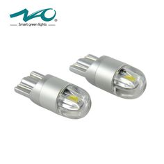2x W5W LED T10 3030 Car lamps 168 194 Turn Signal License Plate Light Trunk Lamp Clearance Lights Reading lamp 12V White Red NAO  Price: 6.03 USD