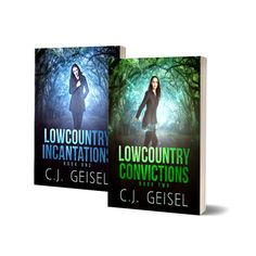 Snag both books in my Lowcountry Psychic series! Genre: Paranormal suspense, Occult, Psychological thriller. All info available on my website, cjgeisel.com The Book Of You, Any Book, Free Romance Books, Free Books, I Love Books, Good Books, Psychological Thriller, Recommended Books, Sci Fi Books