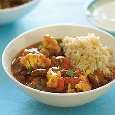 Curried Red Kidney Beans and Cauliflower (Rajma Masala) | Sunset.com