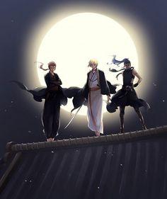 Tags: Anime, Yasai Getsu, IDEA FACTORY, Hakuouki Shinsengumi Kitan, Chikage Kazama, Amagiri Kyuuju, Shiranui Kyou
