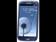 Samsung Galaxy S III/S3 GT-I9300 Factory Unlocked Phone