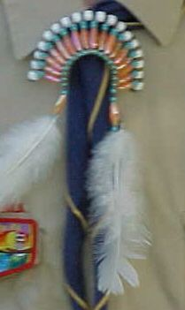 Indian Headdress tie slide Scout Games, Cub Scout Activities, Cub Scouts Wolf, Girl Scouts, Bear Crafts, Craft Stick Crafts, Cub Scout Crafts, Scout Camping, Beaded Cross