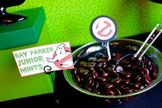 Ghostbusters Birthday Party Ideas | Photo 68 of 89