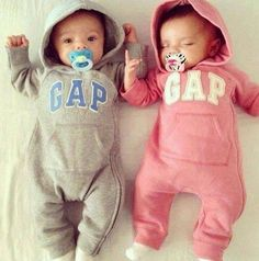 Boy/Girl Twins Matching Outfits 8