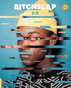Great Magazine Cover Design :)