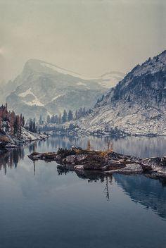 Little Annapurna near Seattle [Jayson McIvor]