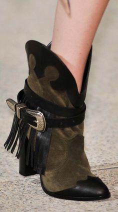 Diamond Cowgirl ~ Alexis Mabile S/S 14 RTW detail