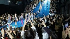 OPINION THERE has been one very special thing missing from Fashion Week. And it's not a fashion trend, a colour, a star model, food, brilliant hairdos, bare flesh, good design or a swag of ubiquito…