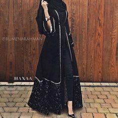 Arab swag | pretty abaya