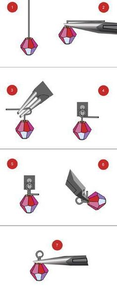 DIY Bijoux  Creating a Wire Wrap