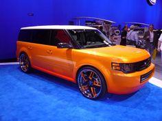 ford flex customization | Custom Ford Flex Image Ford Flex, Cars, Vehicles, Image, Autos, Car, Car, Automobile, Vehicle