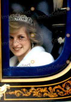 Princess Diana Photo by Alpha-Globe Photos Inc