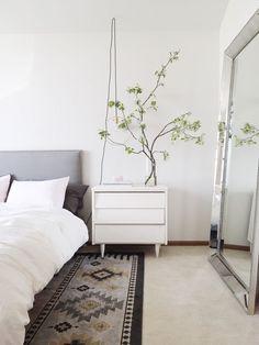 one room challenge // bedroom reveal!   avery street design blog   Bloglovin'