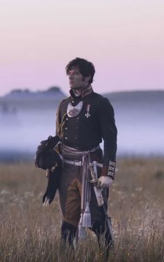 Prince Andrei Bolkonsky (James Norton) in War & Peace (2016)