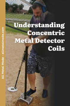 Metal Detecting Equiment, How do Concentric Coils Work Metal Detecting Tips, Me Condition, It's Going Down, Metal Detector, Learning, Ideas, Detector De Metal, Studying, Teaching