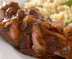 Pork Chops with Fig and Ginger Jam | Kowalski's Markets