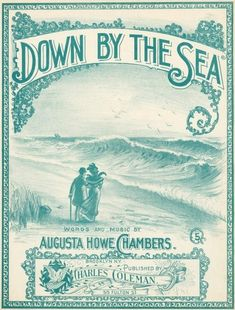 Down by the Sea...sheet music