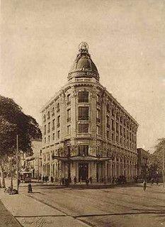 Orosdi Back 1 - Omer Effendi Cairo - By muzeocollection