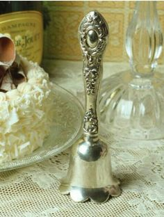 Edwardian Dinner Bell from Victorian Trading Co.