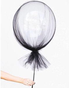 Balloon & tulle, stylish party deCor