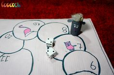 Board Game Kids Craft - Coocoolo