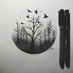 Архив эскизов для тату. Pencil Drawing Tutorials, Pencil Drawings, Graphite, Graphite Drawings, Pencil Art