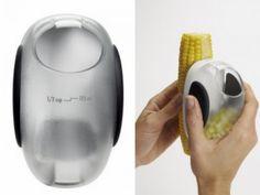 Utensílio para descascar milho