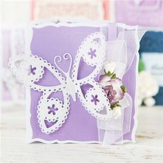 Tattered Lace Floral Craft a Card Collection (371710) | Create and Craft