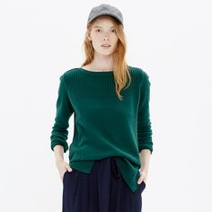Madewell - Pinewood Pullover Sweater