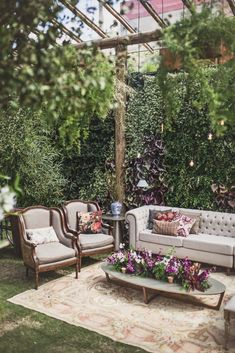 Lounges, Lounge Party, Wedding Inspiration, Wedding Ideas, Dream Wedding, Wedding Decorations, Patio, Garden, Outdoor Decor