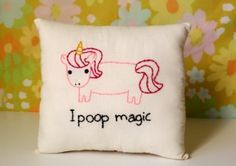ha!  i remember when my daughter was so into My Little Pony, but she flushed one down the toilet somehow