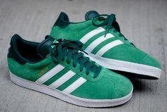 """adidas Gazelle II """"Fairway Green"""""""