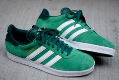 "adidas Gazelle II ""Fairway Green"""