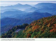 Lynchburg Virginia