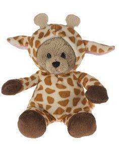 Wee Bears  Giraffe Plush