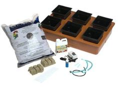 Start Growing #MedicalMarijuana With A Simple Home #Hydroponic System
