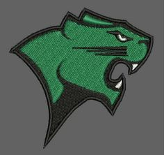 Chicago State Cougars Embroidered Patch