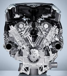 2017 Infiniti VR30DDTT 3.0-liter V6 twin-turbo engine. Available in two configurations: 300 horsepower with 295 lb-ft torque, and 400 horsepower and 350 lb-ft torque.