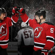 Adam Larsson s First Goal for the New Jersey Devils 58177058e