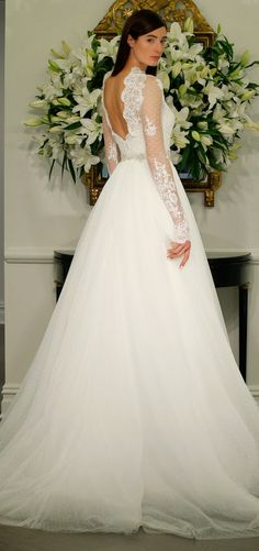 Legends Romona Keveza Fall 2015 Bridal Collection | bellethemagazine.com