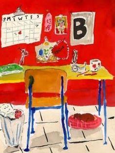 loving bella foster's happy watercolors – Jama's Alphabet Soup