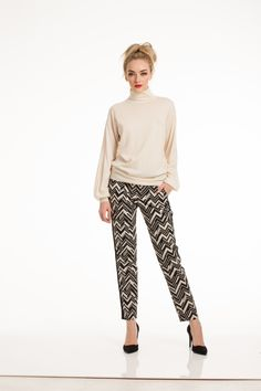 The Larina Sweater with The Tullah Pant