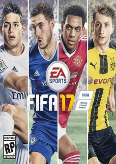 FIFA 17 brings you improved gameplay and innovation in the form of new attacking tactics, new set pieces and an overhaul of how the players physically interact with one another.  You get 5 FIFA Ultimate Team Draft Tokens with which to build your squad and the choice of Eden Hazard, Anthony Martial, Marco Reus and James Rodriguez as a loan player for 8 matches. Or you can try the new Journey mode and play as Alex Hunter, a youngster from south London and the grandson of the 60s legend Jim…