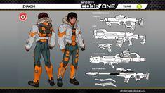 Game Character Design, Character Concept, Concept Art, Infinity Art, Infinity The Game, The Game Albums, Combat Suit, Game Art, Amazing Art