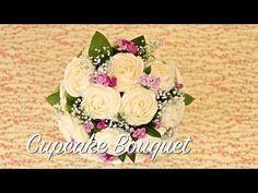 ▶ Gemma's Cupcake Bouquet for Mother's Day Brunch Flowers - Bigger Bolder Baking Ep 12 - YouTube