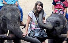 Problemes sanitaries en le turismo de le sud de Asia