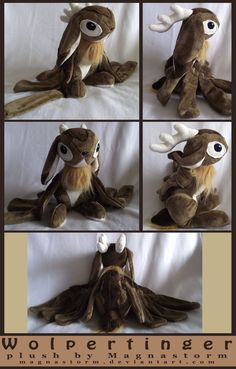 The Wolpertinger by MagnaStorm