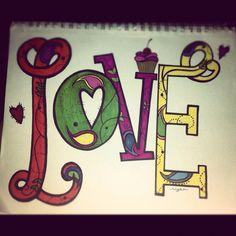 Love drawing. 11x14