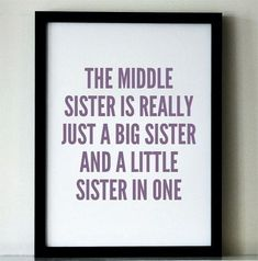 Middle and Little Sister Quotes birthday quotes 31 Funny Sister Quotes and Sayings with Images Missing Family Quotes, Little Sister Quotes, Sister Quotes Funny, Love My Sister, Funny Quotes, Sister Sayings, Sister Poems, Qoutes, Flirting Quotes