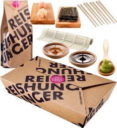 Reishunger Sushi-Box